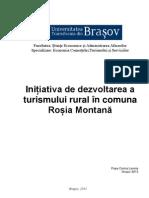 Rosia Montana-Turism Rural