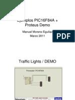Ejemplos PIC16F84A + Proteus (1)