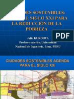 Kuroiwa Ciudades Sostenibles  AGENDA PARA EL SIGLO 21.pdf