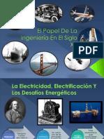 El Papel De La Ingeniería En El Siglo XX