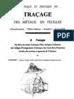 1.Le traçage en structures métalliques