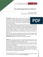 La Comunitá statale nell'Antropologia filosofica di Edith Stein