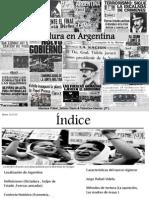 Dictadura en Argentina 2