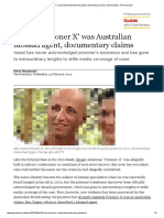 13-02-13 Israel's 'Prisoner X' Was Australian Mossad Agent_The Guardian