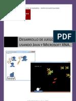 Desarrollo de Juegos en 2D Usando Java y Microsoft XNA