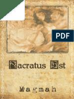 SACRATUS EST (Magmah) Trovart Publications