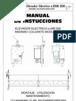 Manual Instalacion Andamio