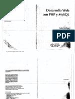Welling Luke - Desarrollo Web Con Php Y Mysql - Php5