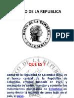 Exposicion Banco de La Republica