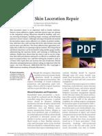 Skin Laceration Repair