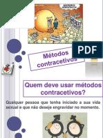 Métodos contracetivos 12ºA 2011 2012