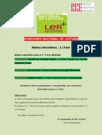 CNL - Alunos vencedores - 1.ª Fase - 2012.2013