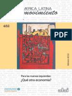 ALAI. Para las nuevas izdas., ¿Qué otra economía, 2-2013
