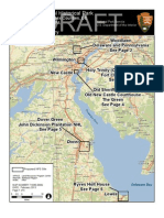 First State National Historical Park Act of 2013 - Proposed Map
