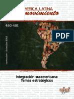 AA.VV. Integración suramericana, temas estratégicos, 12-12