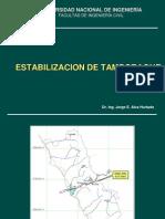 Estabilizacion Tamboraque