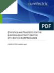 Eurelectric Estadistica Prospectiva a 2030