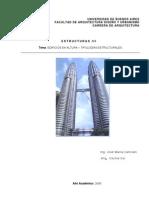 estructuras rascacielos