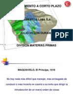 02-PL15 Planeamiento a Corto Plazo-PERU