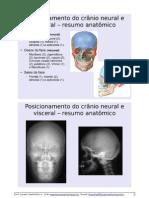Posicionamento Cranio