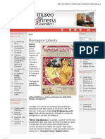 11.2.2013, 'Romagna Liberty, Mostra La Museo', Comune Di Cesenatico