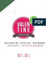 Frissylia - Valentine album art cover