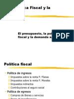 La politica fiscal e inflación (1)
