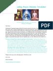 Ananda Healing Prayer Newsletter Feb 2013