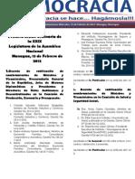 Barómetro Legislativo Diario del miércoles, 13 de febrero de 2013.pdf