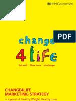 Change4Life Marketing Strategy April09