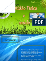 Aptidão Física power point