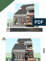 Gambar Kerja Desain Rumah Minimalis.pdf