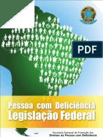 livro - Legislação Federal sobre os DPD
