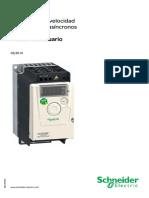 ATV12 User Manual SP BBV28583 02