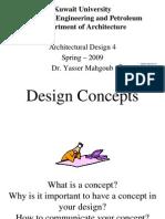 71872242 Architectural Design Concepts