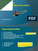Metode Penelitian 8 Penyusunan Proposal