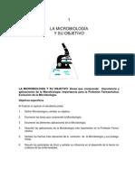 1.4 Importancia de la Microbiología