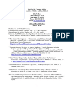 J.U. Rees Article List Military Material Culture