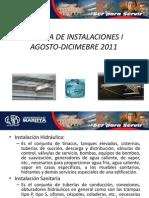 Sistema de Instalaciones i