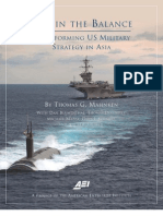 Asia in the Balance Transforming Us Military Strategy in Asia 134736206767