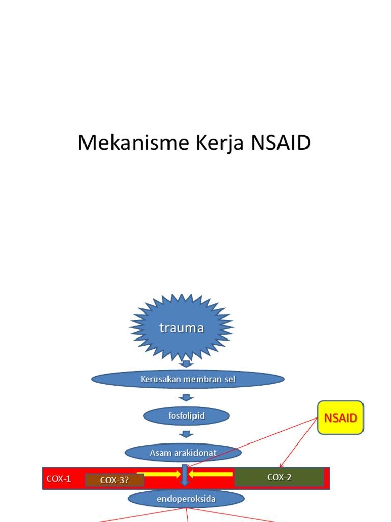 Mekanisme kerja nsaid dr dessie ccuart Choice Image