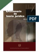 Diccionario de Teoria Juridica - Brian h. Bix