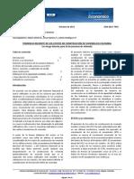 Informe Económico - Oct11- No.31