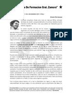 EFGZ-El Socialismo y El Hombre en Cuba
