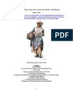 J.U. Rees Article List Women Following the Army (1775-1783)