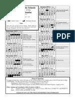 RPSD 2013-14 Calendar (Revised)