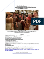 Women Following the Army, 1775-1783 (A compendium of online articles.)