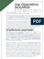 S.O. Solaris