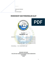 Lap.I. Mikrobiologi Pengenalan Alat