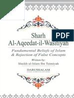 Sharh Al Aqeedat Al Wasitiyah Fundamental Beliefs of Islam and Rejection of False Concepts